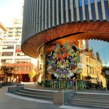 City of Perth Australia Day Digital Decals