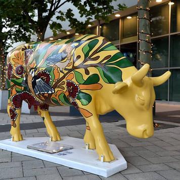 Cow Parade - City of Perth