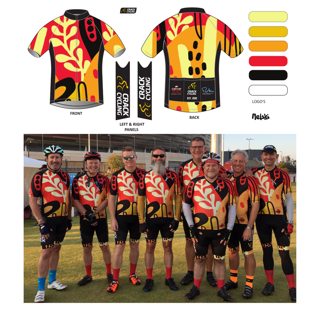 Cycling Team Uniforms