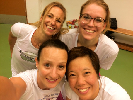 Wegen Corona erstmal verschoben: Capoeira für Frauen ab Fr., 20. März