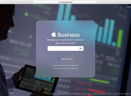 Apple Volume Purchase Program for Business (VPP) users need to upgrade to Apple Business Manager ABM