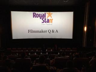 Q & A Royal Starr Film Festival