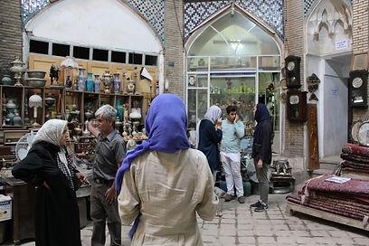 Kashan, Bazaar