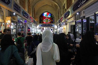 Aural Topography, Tehran, Grand Bazaar