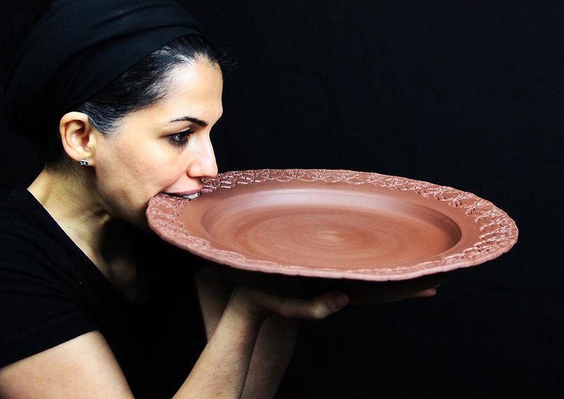 BITE, Ceramics, Raheleh Filsoofi