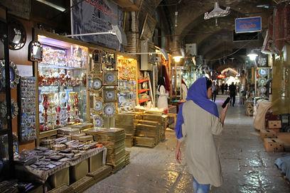 Isfehan Bazaar