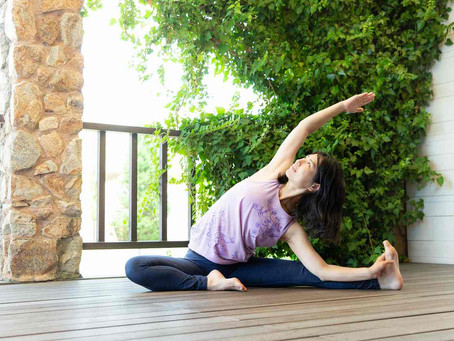 Yawaragi Yoga ~やわらぎヨガ~ について