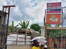 Hoffnung schenken – Lebensmittelverteilung in Uganda