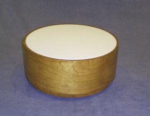Ruth Junior round table top pedestal