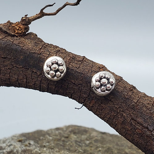 Studs with Dots