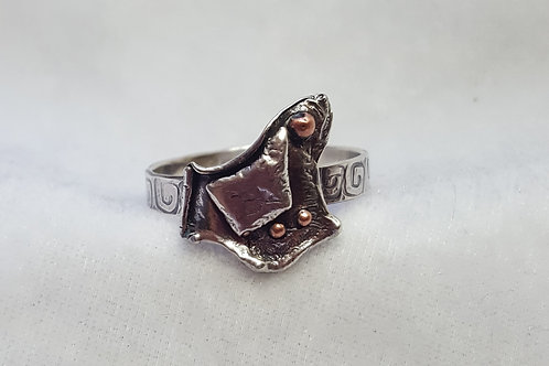 Alchemy Ring ~ Size 9.5