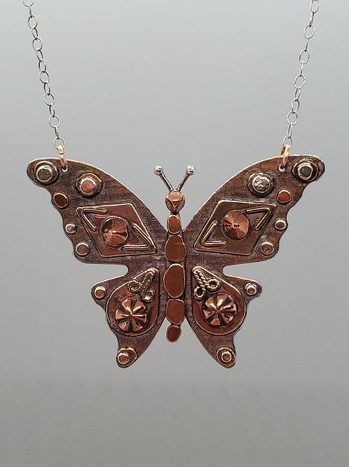 Bohemian Butterfly #1