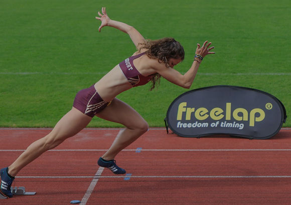 Freelap running timing systems - Athletic start