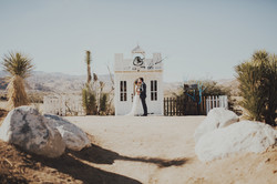 Pioneertown Wedding
