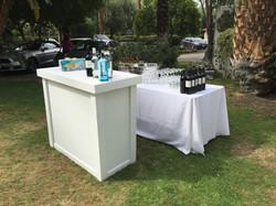 White Amalfi Bar