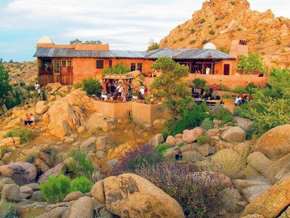 Pioneertown La Haut Desert Aerie