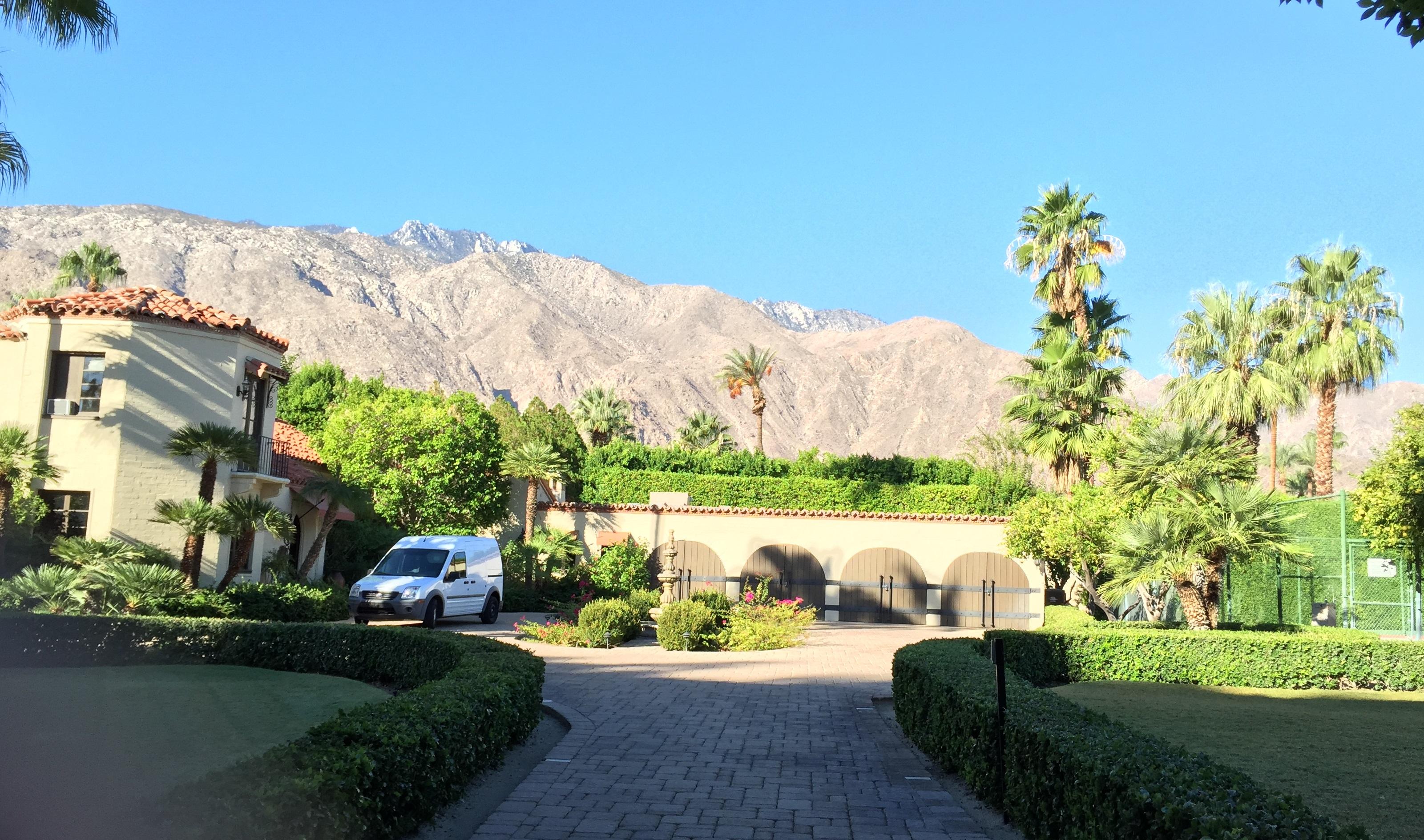 Palm Springs Sand Acre
