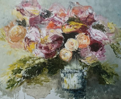Bouquet d'adieu