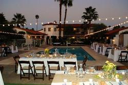 Palm Springs Alcazar Hotel