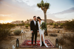 Joshua Tree Curated Elopements