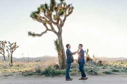 Love is Real in Joshua Tree