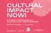 Συμμετοχή στο Cultural Impact Now!