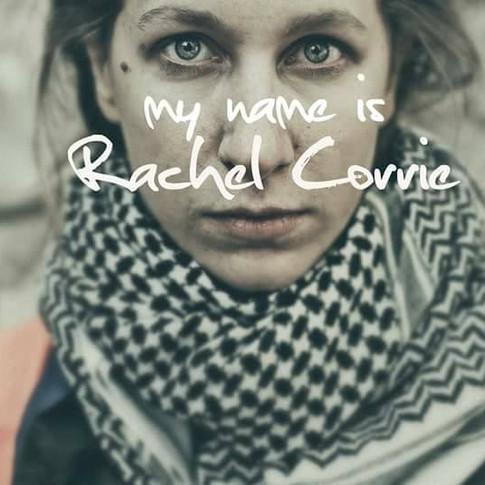 """""""Το όνομά μου είναι Rachel Corry"""""""