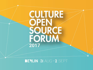 Culture Open Source Forum
