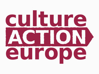 Υποστήριξη πρωτοβουλίας Culture Action Europe