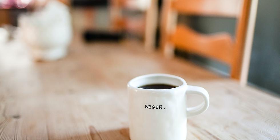 Virtual Coffee Hour - Feb. 17, 2021