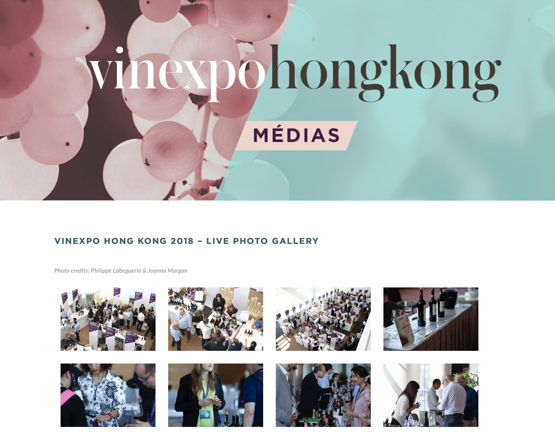 Vinexpo hong kong 2018