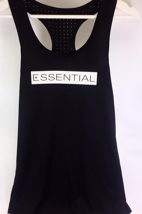 Black Women Vest