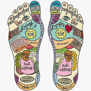 Now offering Reflexology