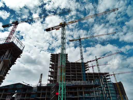 El impacto de la pandemia en la industria de la construcción