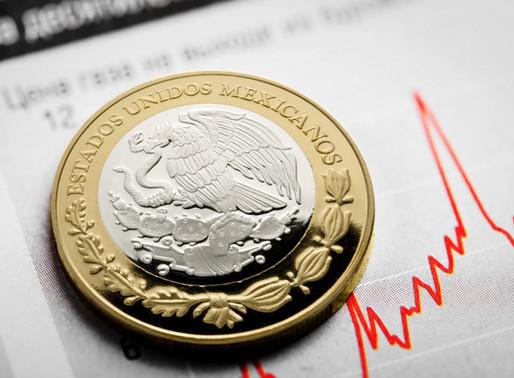 La volatilidad del peso mexicano
