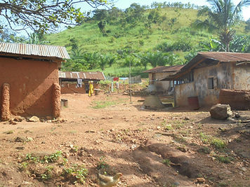 Village de N'Tarré-Kopé