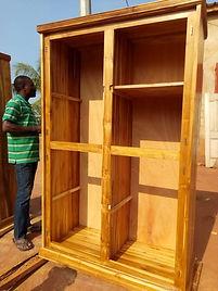 mobilier pour l'orphelinat