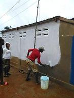 réhabilitation des sanitaires