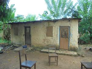 Maison ancienne à Kpalime