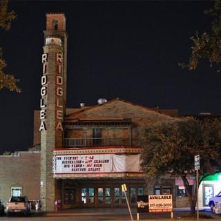 Haunted Ridglea Theater