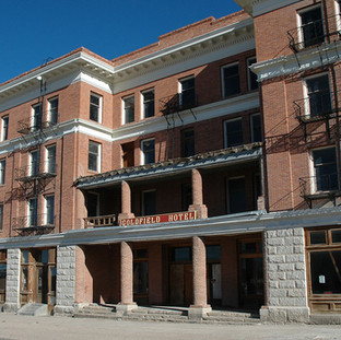 Haunted Goldfield Hotel