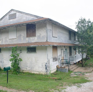Haunted Fort Walters