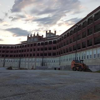 Haunted Waverly Hills Sanatorium