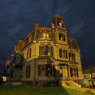 SK Pierce Haunted Mansion