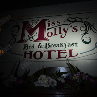 Haunted Miss Molly's