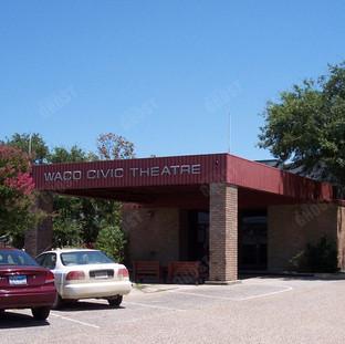 Haunted Waco Civic Theatre