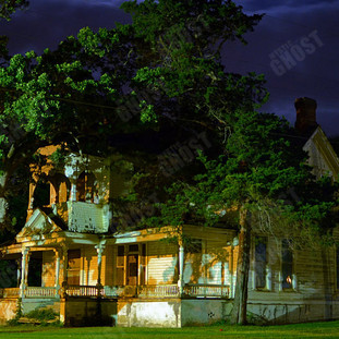 Haunted Victorian Home