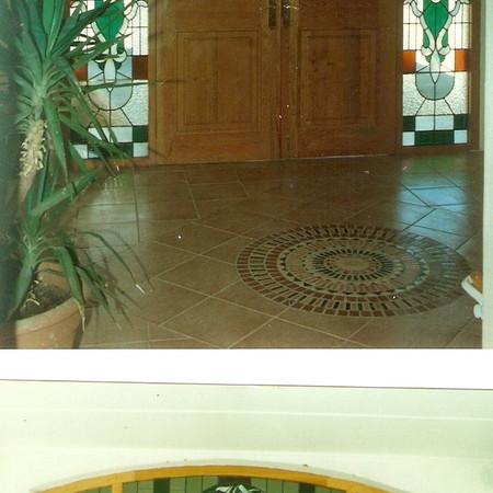 Sandy Front Door.