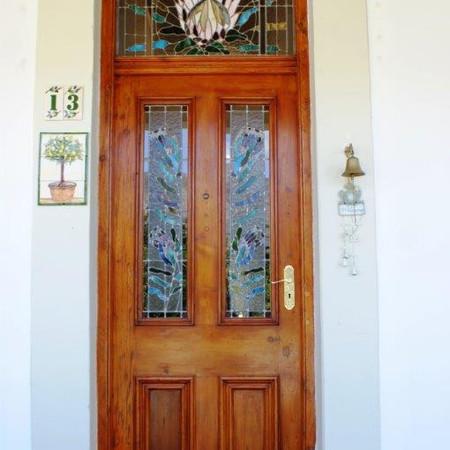 Eleanor Front Door Protea