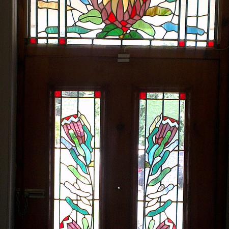 Front Door Protea Interior